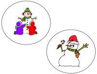 snowmanlacing