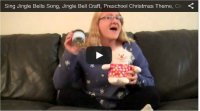 Sing Jingle Bells Circle Time song