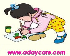 adaycare.com–  kids R Learning company 1800 591 4135