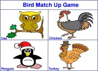 Bird Match up