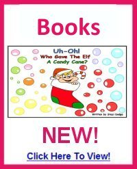 Preschool & Toddler Printable Books (PDF files)