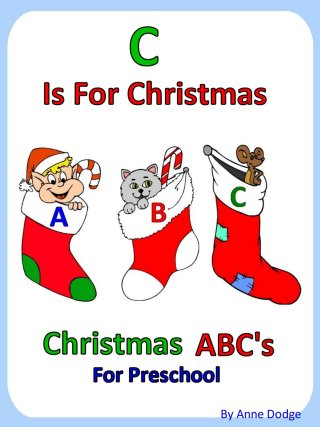 Christmas ABC's Rhymes for Toddlers & Preschoolers eBook Story