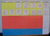 Make A Large Calendar