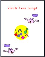 Cirlce Time Songs Booklet