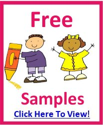 Free Samples Toddler Lessons