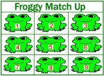 Froggy Match UP