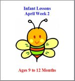 April Infant Curriculum