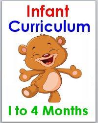 Infant Activity Lesson Plans