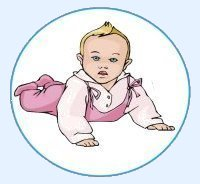 Infant Lesson Plans for baby ages 4 to 6 Months