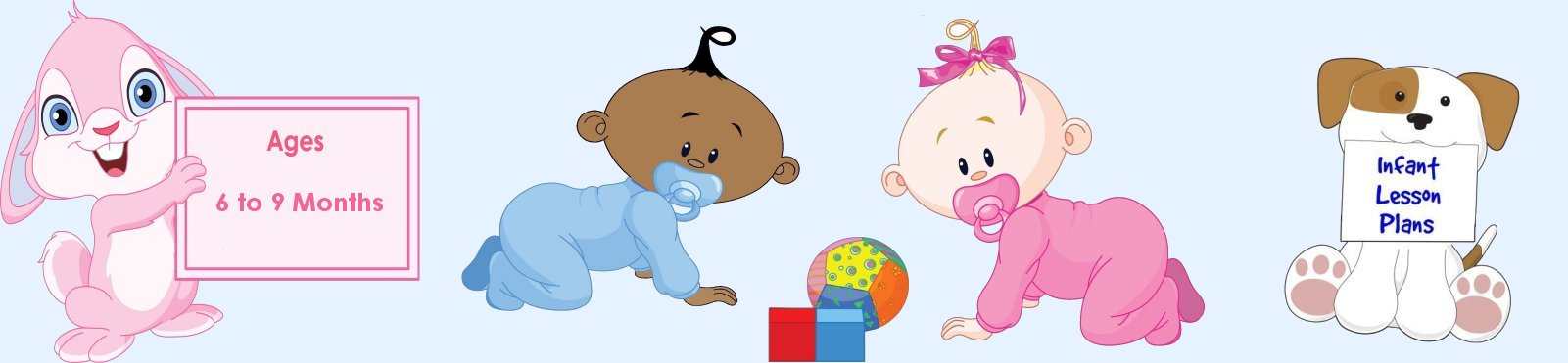 Infant Activity Lesson Plans 6 to 9 Months Old