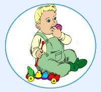 Infant Lesson Plans for baby ages 6 to 9 months