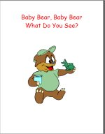 Baby bear what do you see – Color story