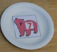 Bear Number Match Up