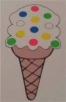 Ice cream color game
