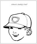 Where is daddys hat story – print out