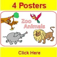 Toddler March curriculum includes 4 themed posters
