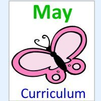 Preschool May Curriculum