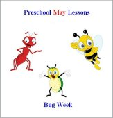 Preschool Bug Theme