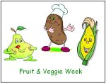 Preschool November Lesson Plans for Fruit & Vegetable Theme