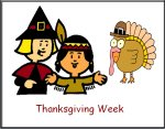 Preschool November Lesson Plans for Thanksgiving Theme