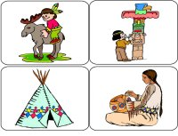 Native American Bingo Game – Print Out