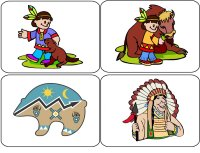 Native American Bingo Game 2 – Print Out