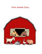 Farm Animal Story – Print Out