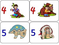 Native American Number Game – Indian Number Game