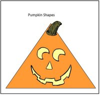 Pumpkin Shape Story