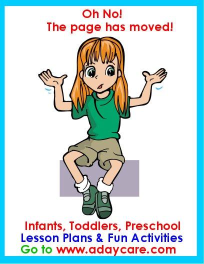 Toddler October Week 1 Poster for bird week theme