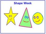 Poster For Shapes Week