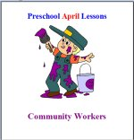 Preschool Community Workers lesson plans