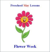 May Preschool ages 2.5 to 6 years, click here to view!