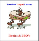 Preschool Picnics & BBQ Theme Lesson Plans