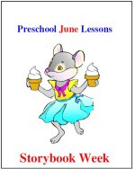 Preschool Storybook lesson plans