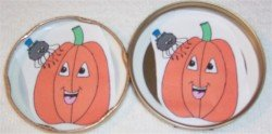Pumkin activity for pumpkin theme for young toddlers