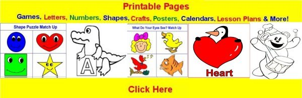 Toddler September curriculum includes  printable pages such as coloring pages, crafts, lesson plans, posters, calendars and craft patterns.