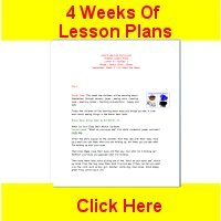 Toddler September curriculum includes 4 weeks of lesson plans
