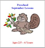 Click here to view  September Preschool Curriculum