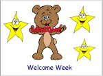 Preschool September Week 1 Poster
