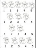 How Many Teddy Bears Work Sheet