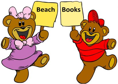Preschool Beach Book List