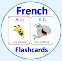 Free French Flashcards For Kids