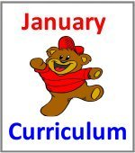 January Preschool ages 2.5 to 6 years