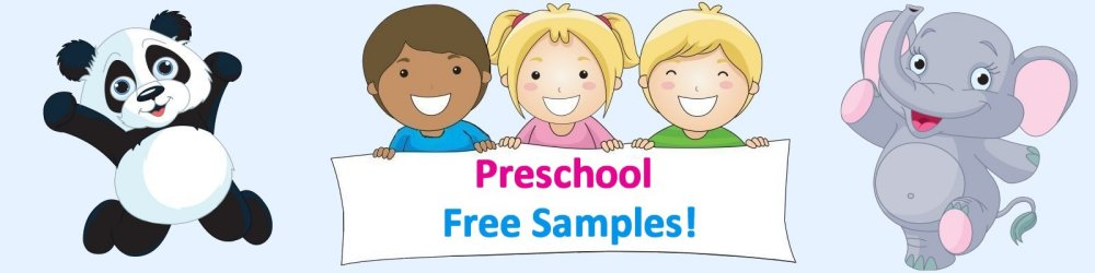 Preschool Themes Free Samples