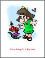 We Are Going On A Bug Hunt. Printable Book