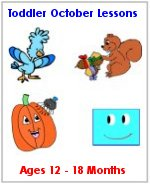 Young Toddler Activity Lesson Plans