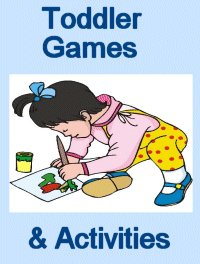 Toddler Games & Activities eBook  (PDF File)