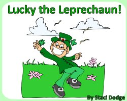 Lucky The Leprechaun eBook Story