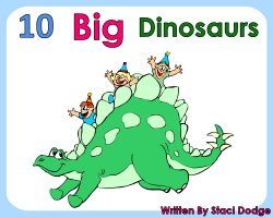 Ten Big Dinosaurs